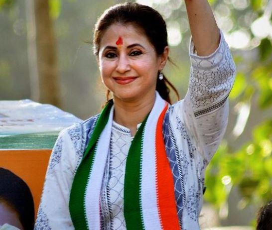 actress urmila political news