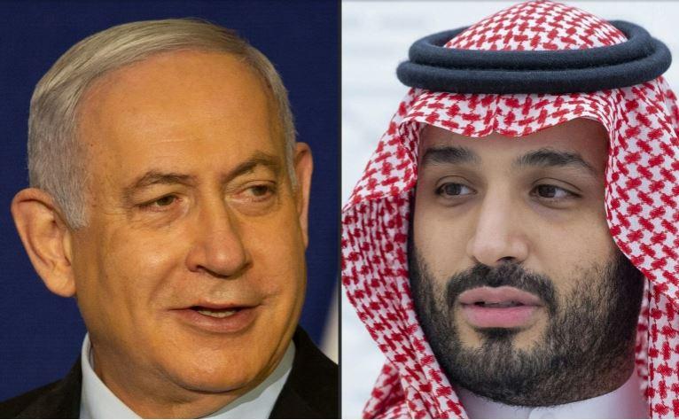 Netanyahu Saudi visit