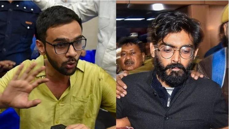 umar khalid and sharjeel delhi riots