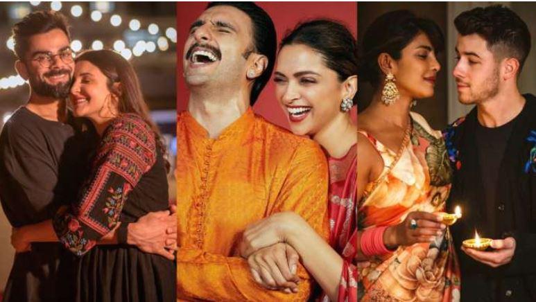 Bollywood Celebrities diwali 2020