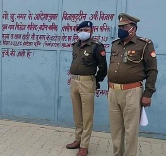 sunder bhati up police