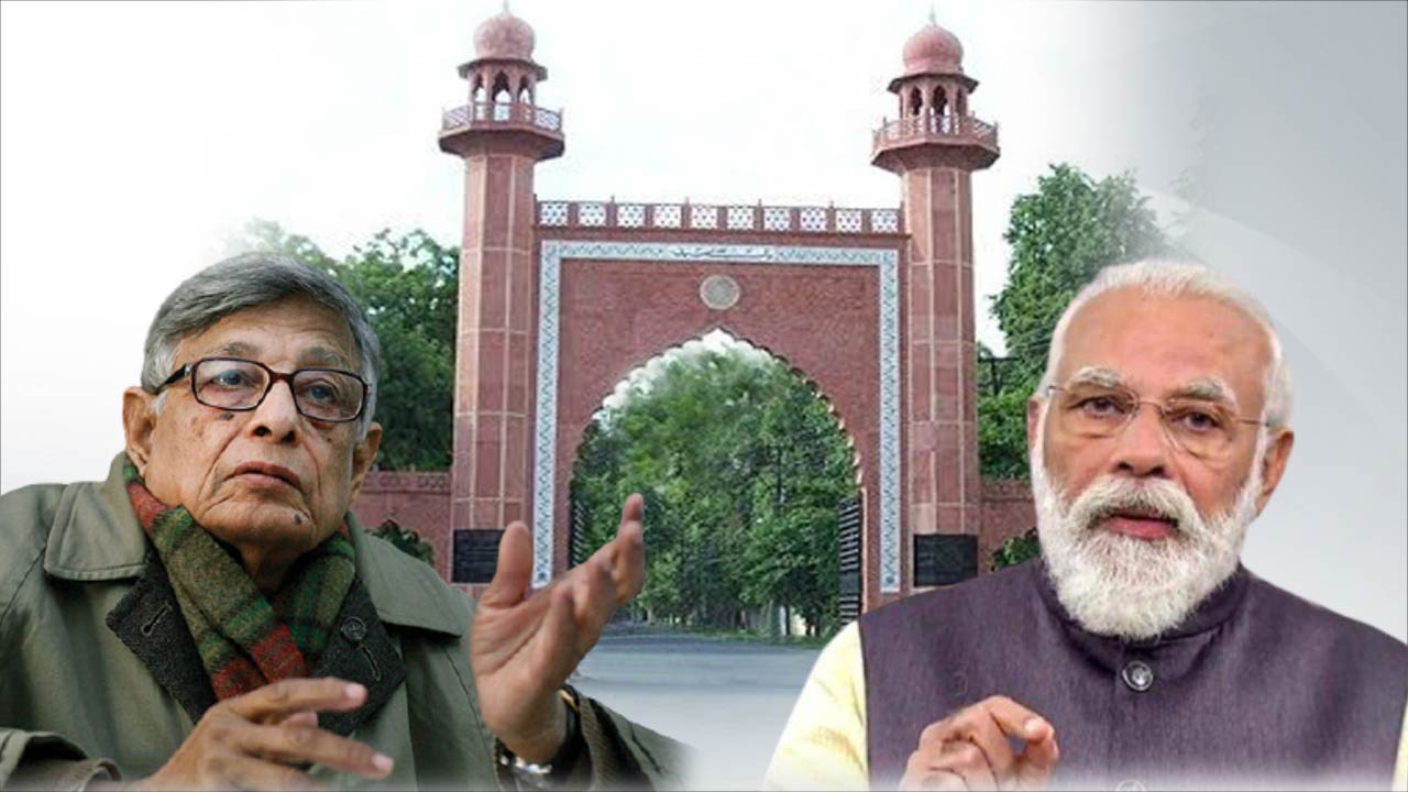 PM Modi participation oppose irfan habib