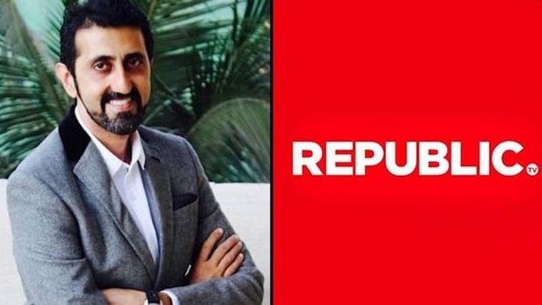 republic tv ceo vikas khanchandani arrested