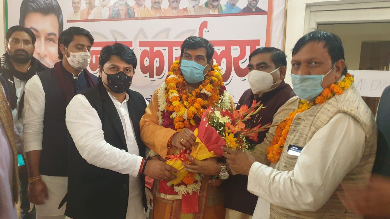 bjp candidate shrichand sharma