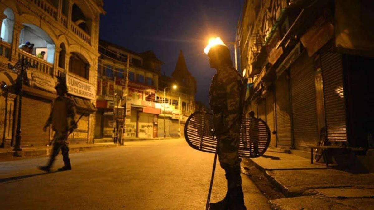Karnataka Night curfew announced