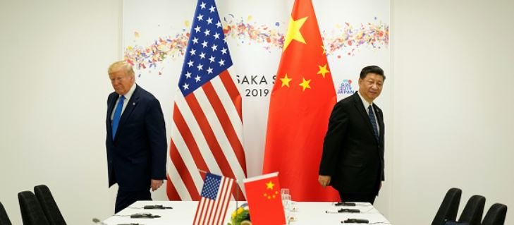 US Blacklists Dozens Of Chinese Firms