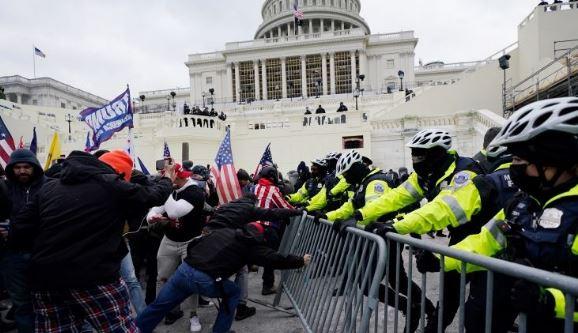 US Capitol building attack