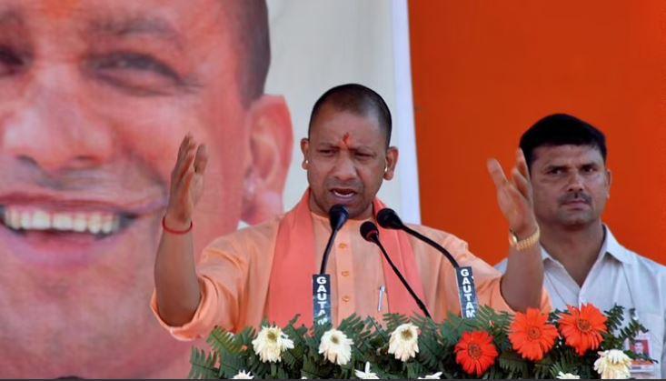 cm yogi adityanath in gorakhpur says changes began to appear in up