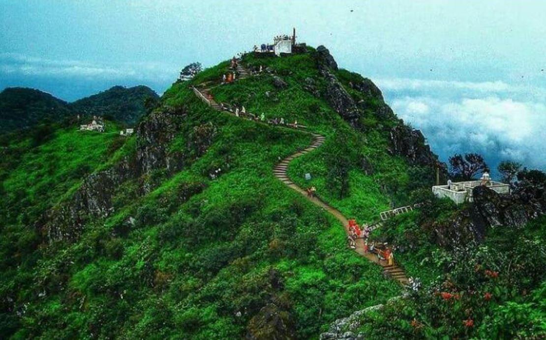 twitter trend Shikharji For Holy City