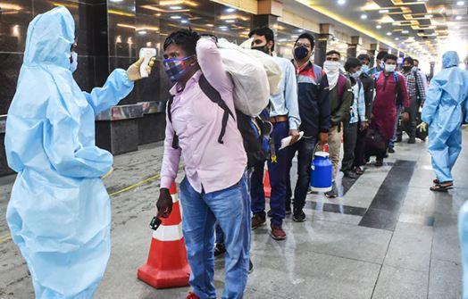 coronavirus-travelers-coming-delhi you have-to-show-corona-negative-report