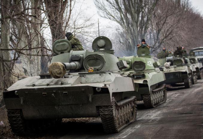 Russia-Ukraine World War