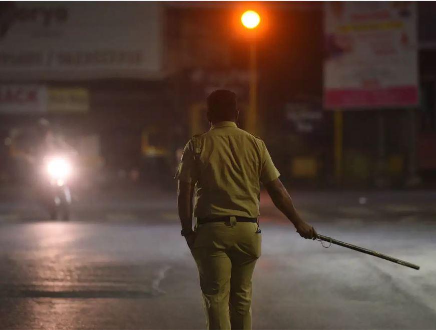 Jharkhand Night Curfew