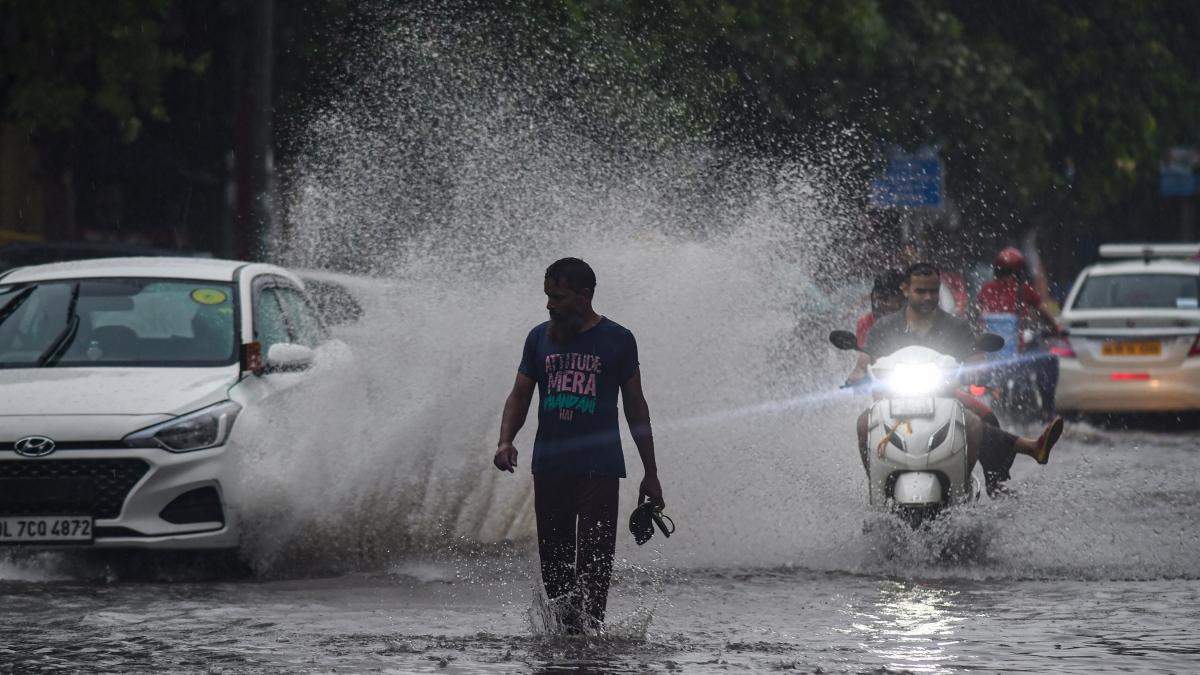 delhi weather update