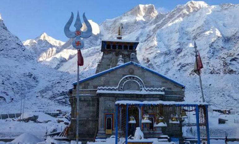 rudraprayag-kedarnath-dham-latest-news-update-kapat-of-kedarnath-opened-for-summer