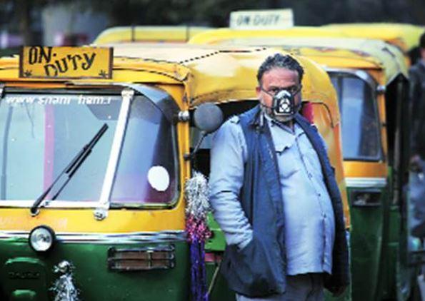delhi auto driver news