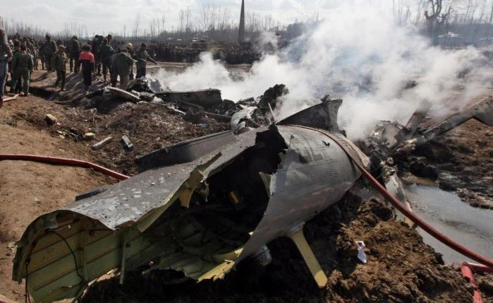 airforce-plane-falls-in-moga-of-punjab-and-explosion-with-fire-71539