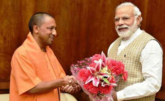 yogi-adityanath-to-meet-pm-modi-today-amidst-increased-political-turmoil-in-delhi-may-be-discussion-around-up-elections 72456