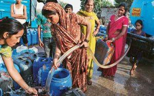 delhi water crisis