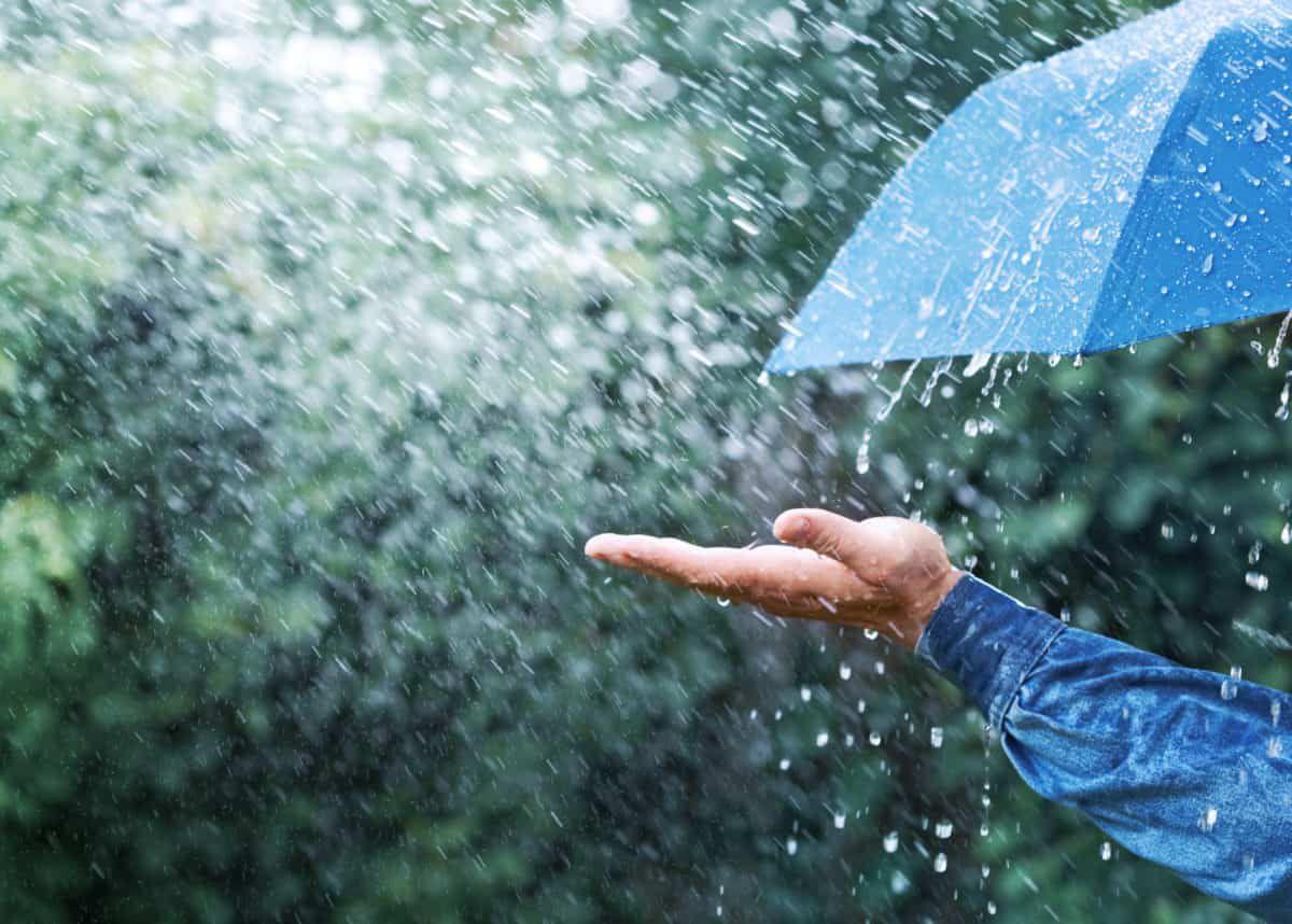 Delhi Monsoon Coming