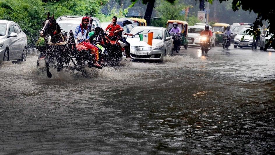 nazafgarh rain