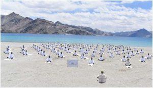 ITBP Yoga Day