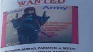 mudasir ahmad wanted