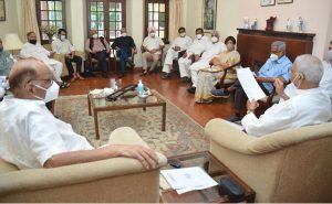 sharad pawar meeting